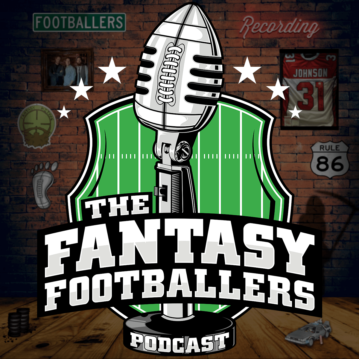 1 Fantasy Football Podcast The Footballers Humbucker Wiring Diagram 400 Art