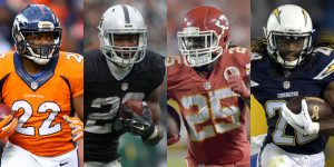 AFC WEST all