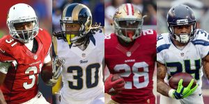 NFC WEST all