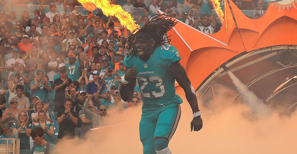 Jay Ajayi 2017 RB Ranks
