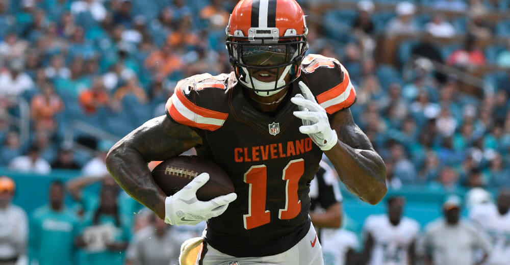 Fantasy Reaction: Terrelle Pryor Signs With Redskins