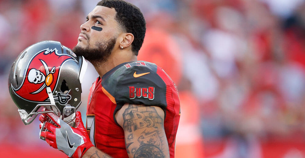 Mike Evans WR Rankings 2017
