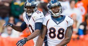 WR Rankings - DT Broncos