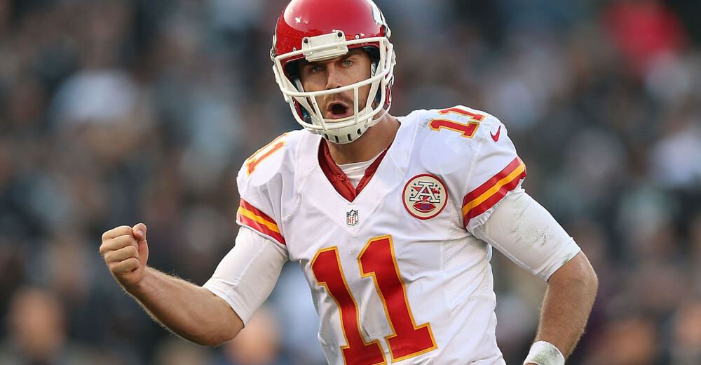 Fantasy Questions - Alex Smith
