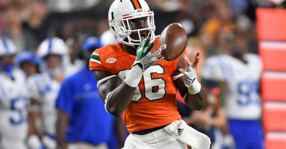 2017 Rookie Profile: David Njoku (Fantasy Football)