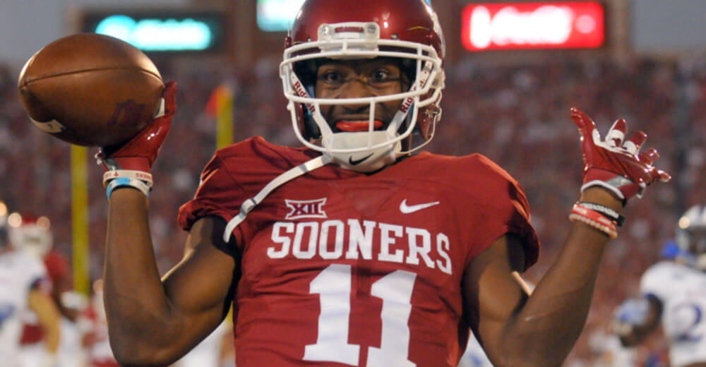 Reception Perception: Measuring Potential Reward that Comes with the Risk of Dede Westbrook