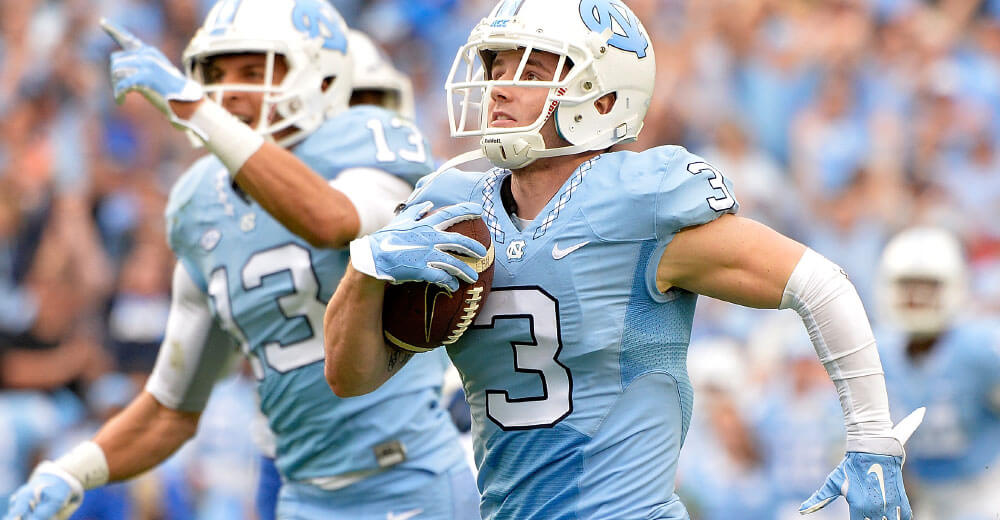 Reception Perception: Ryan Switzer and an Annual Archetypal Discount