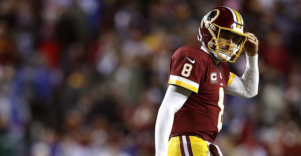 Fantasy Football: The Case Against Kirk Cousins