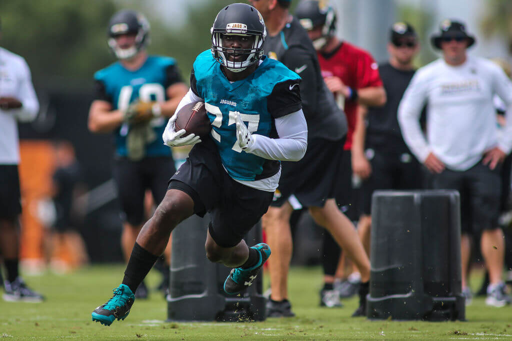 Fantasy Football: Leonard Fournette is a Rookie Bell Cow RB