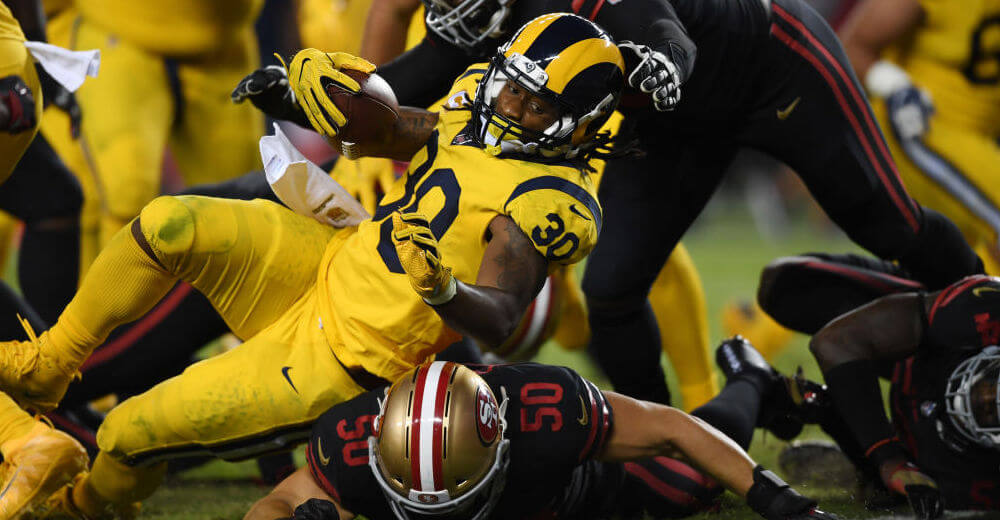 Fantasy Football: Thursday Night Film Crew (Rams-49ers)