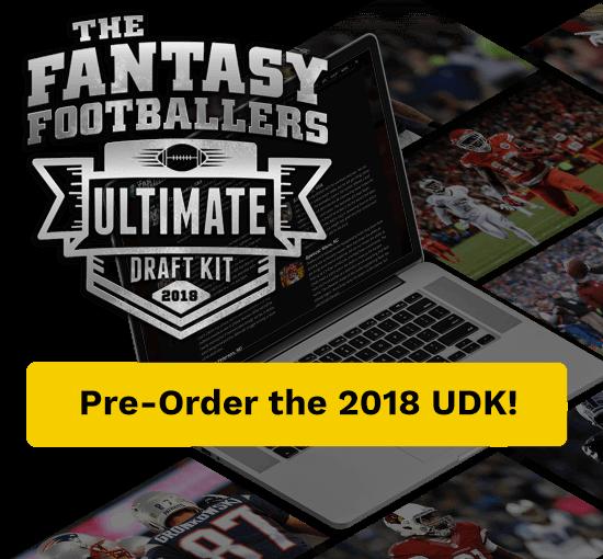 2018 Fantasy Football Draft Kit