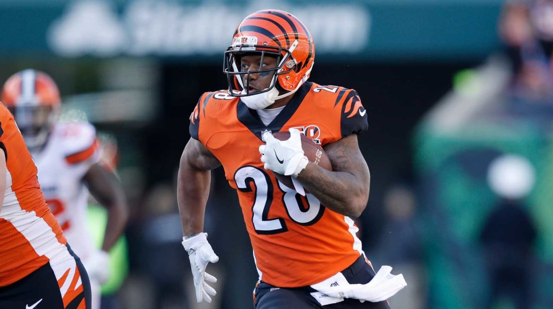 REAL Preseason Takeaways + RB Rankings, Jason's Mixon Love - Ep. #582