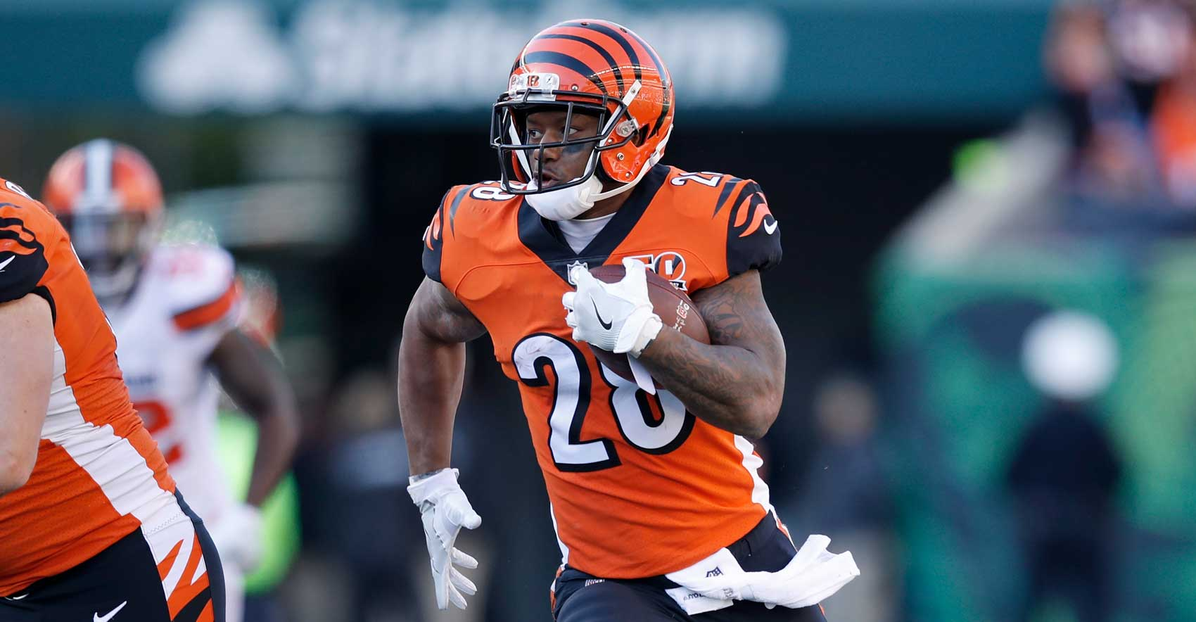 REAL Preseason Takeaways + RB Rankings, Jason's Mixon Love
