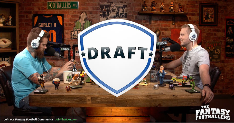 Live Week 10 Draft – Daily Dose for Nov 10