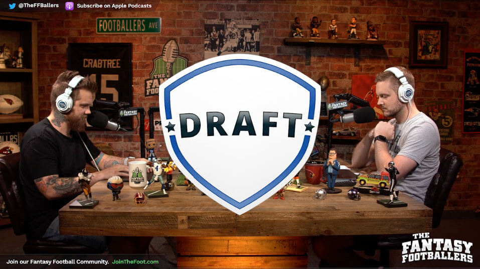 Live Week 11 Draft – Daily Dose for Nov 17