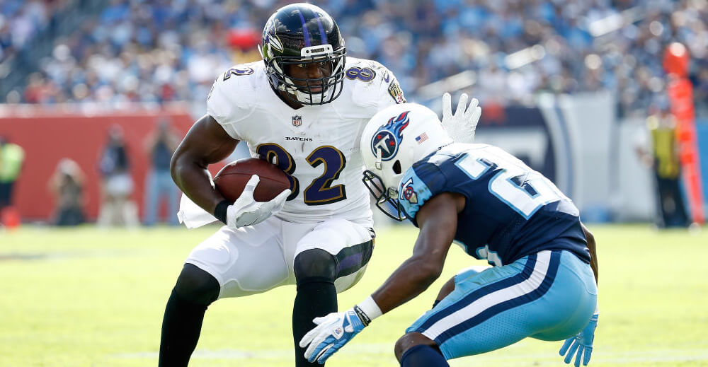 Fantasy Football: Week 9 Target Report