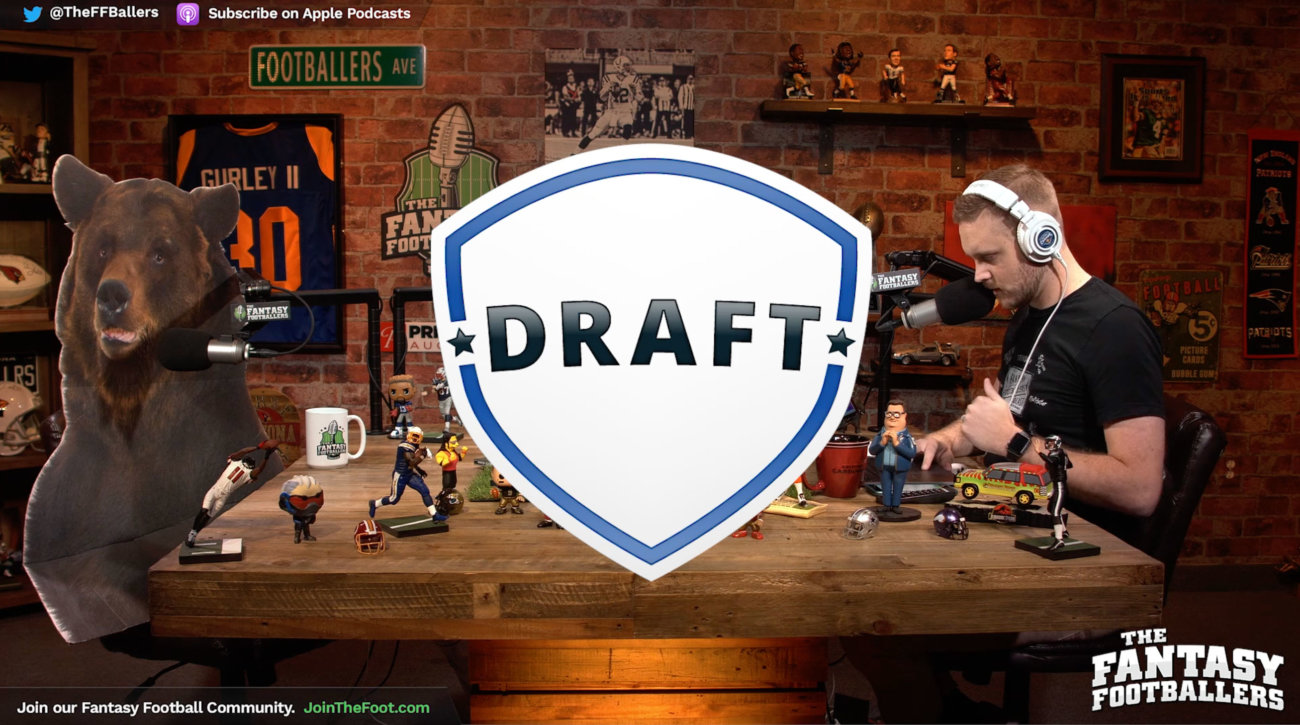 Live Week 13 Draft – Daily Dose for Dec 1