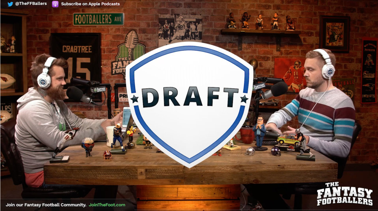 Live Week 14 Draft – Daily Dose for Dec 8