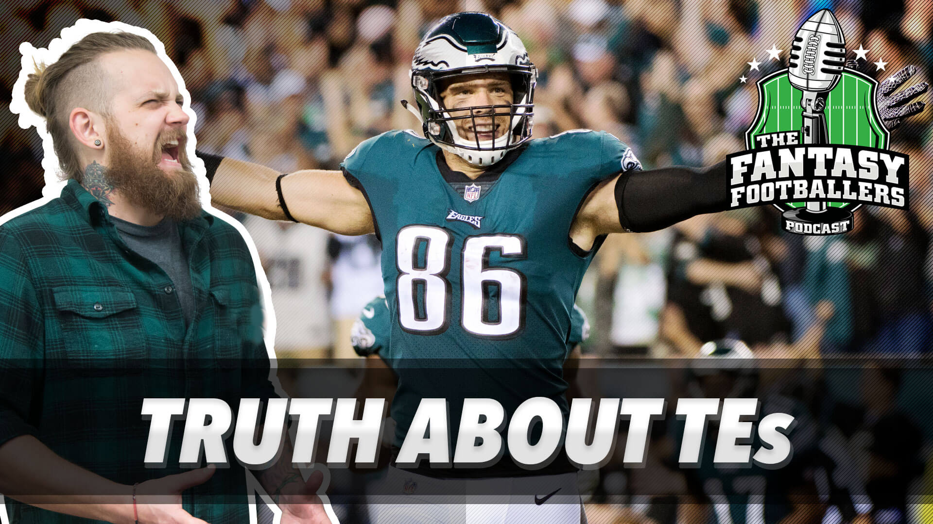 The TRUTH About Fantasy TEs in 2017 - Ep. #517