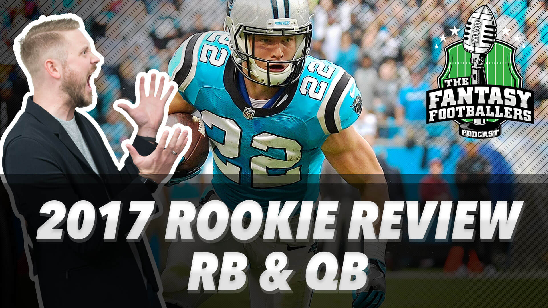 Rookie Review: 2017 RBs & QBs - Ep. #518