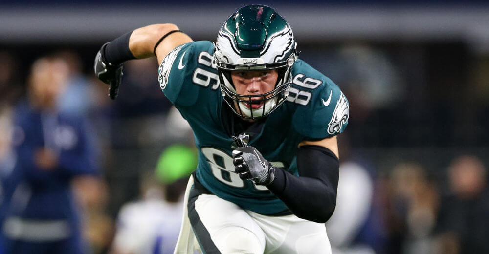 Fantasy Football: 25 TE Statistics from 2017
