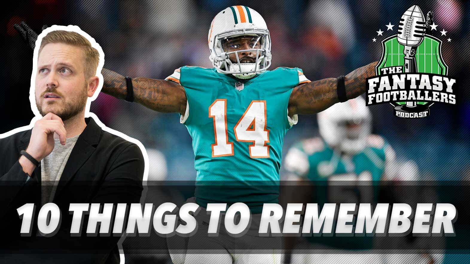 10 Things to Remember from 2017 - Ep. #521