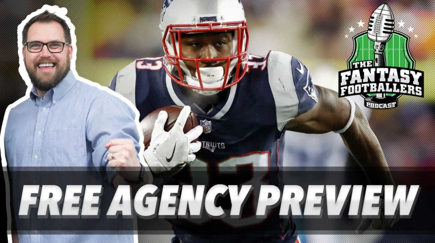 Free Agency Preview + Fantasy Valentines - Ep. #522