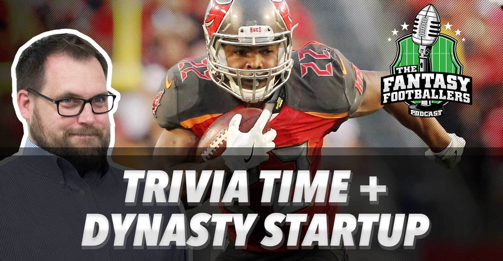Trivia Time, Dynasty Startup, Krampus Released - Ep. #525