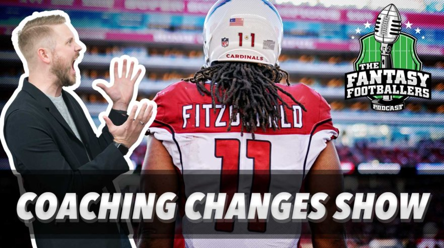 NFL Coaching Changes + Free Agency Wishing Well - Ep. #524