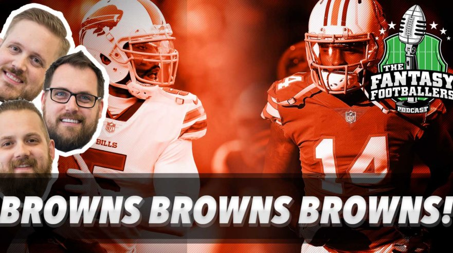Browns Browns Browns! Free Agency + Big News - Ep. #530