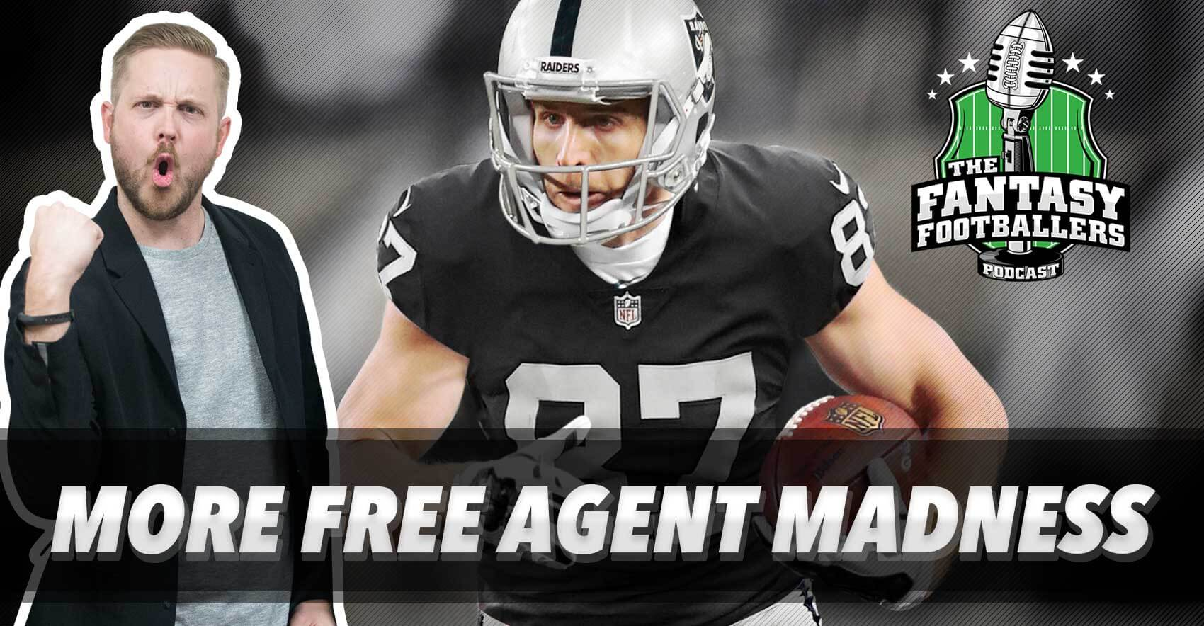 More Free Agent Madness, Key Questions for 2018 - Ep. #532