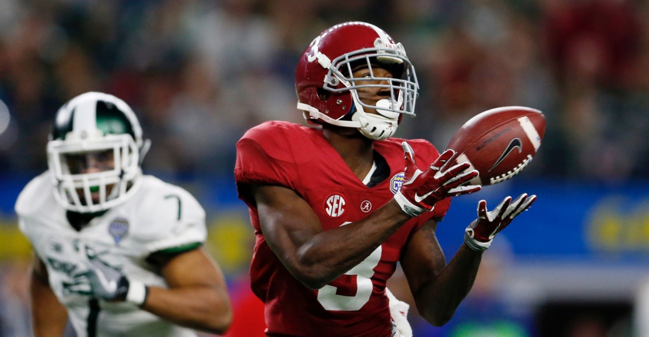 Reception Perception: Calvin Ridley and Fighting Over What You Trust