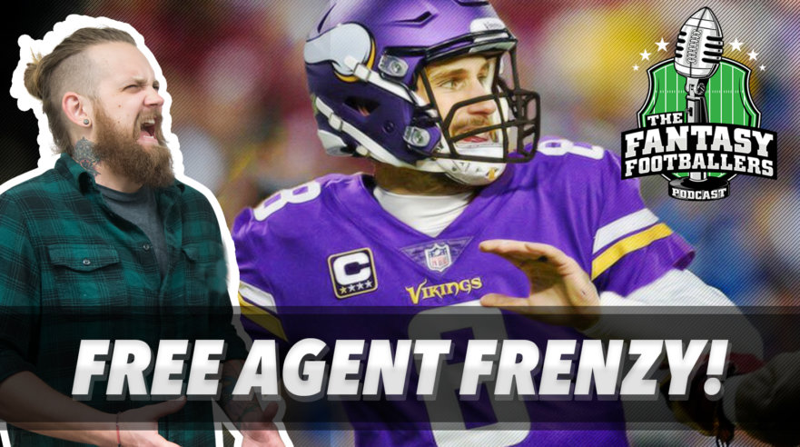 Free Agent Frenzy! - Ep. #531