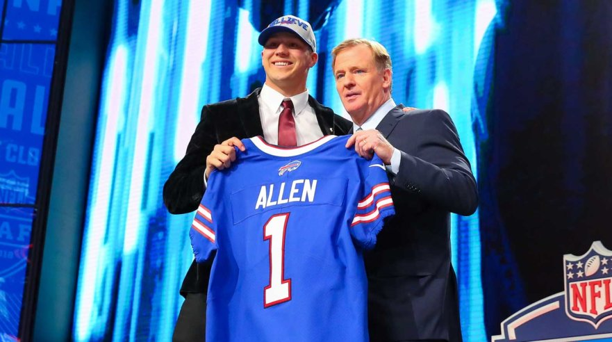 NFL Draft Breakdown: AFC Winners & Losers - Ep. #544