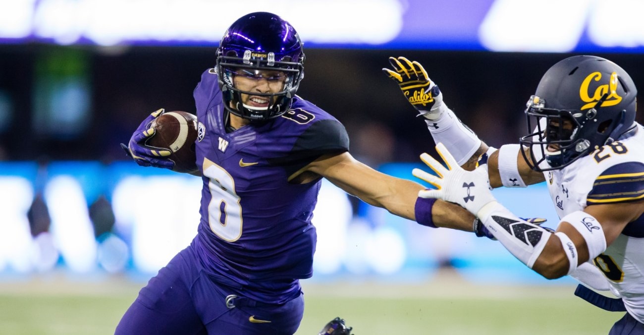 Reception Perception: Dante Pettis & the Eye of the Beholder