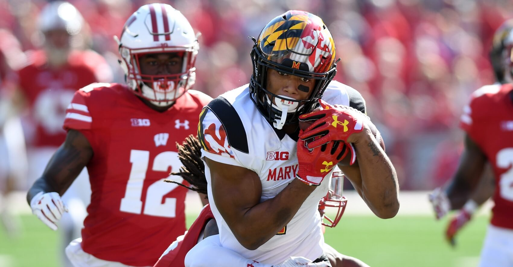 Reception Perception: D.J. Moore Will Help Create the Layup Throws