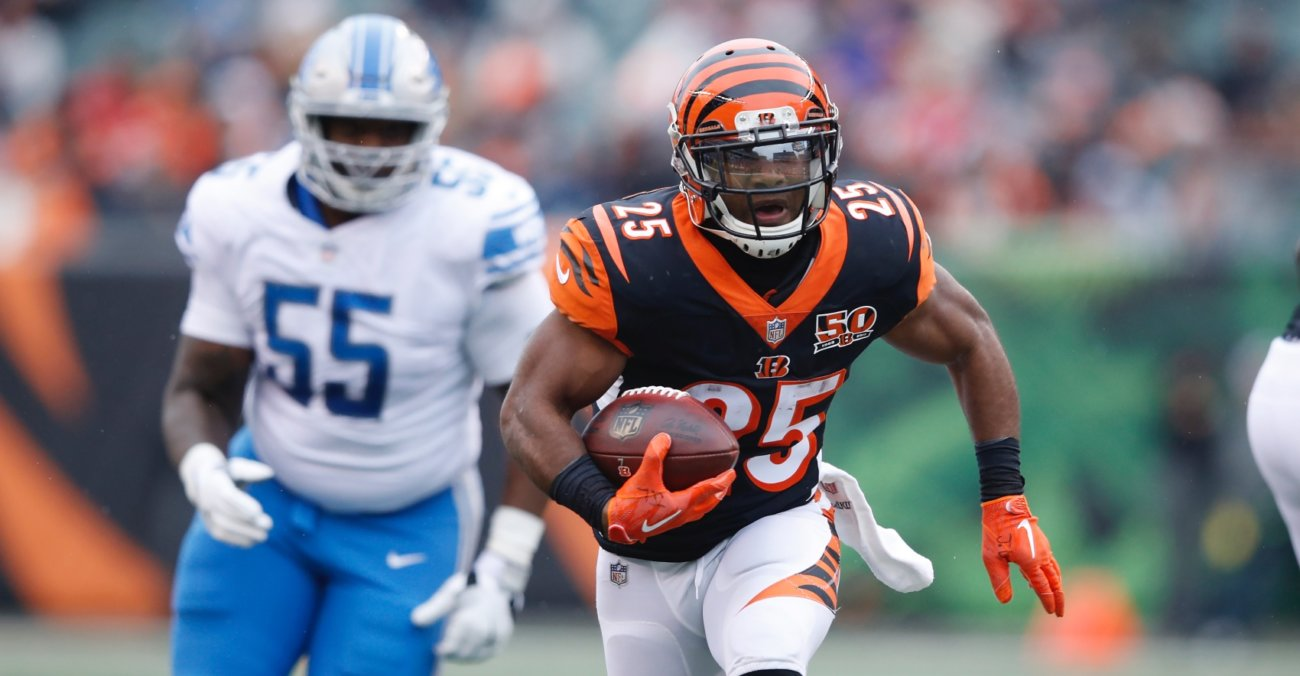 Fantasy Football: Late Round RB Fliers in 2018