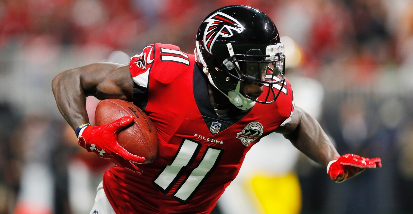 Fantasy Football Film Study: Is Julio Jones a Poor Red-Zone WR?