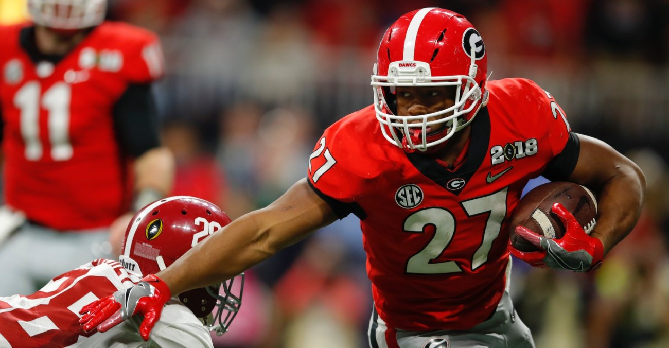 Fantasy Football: Nick Chubb Rookie Profile