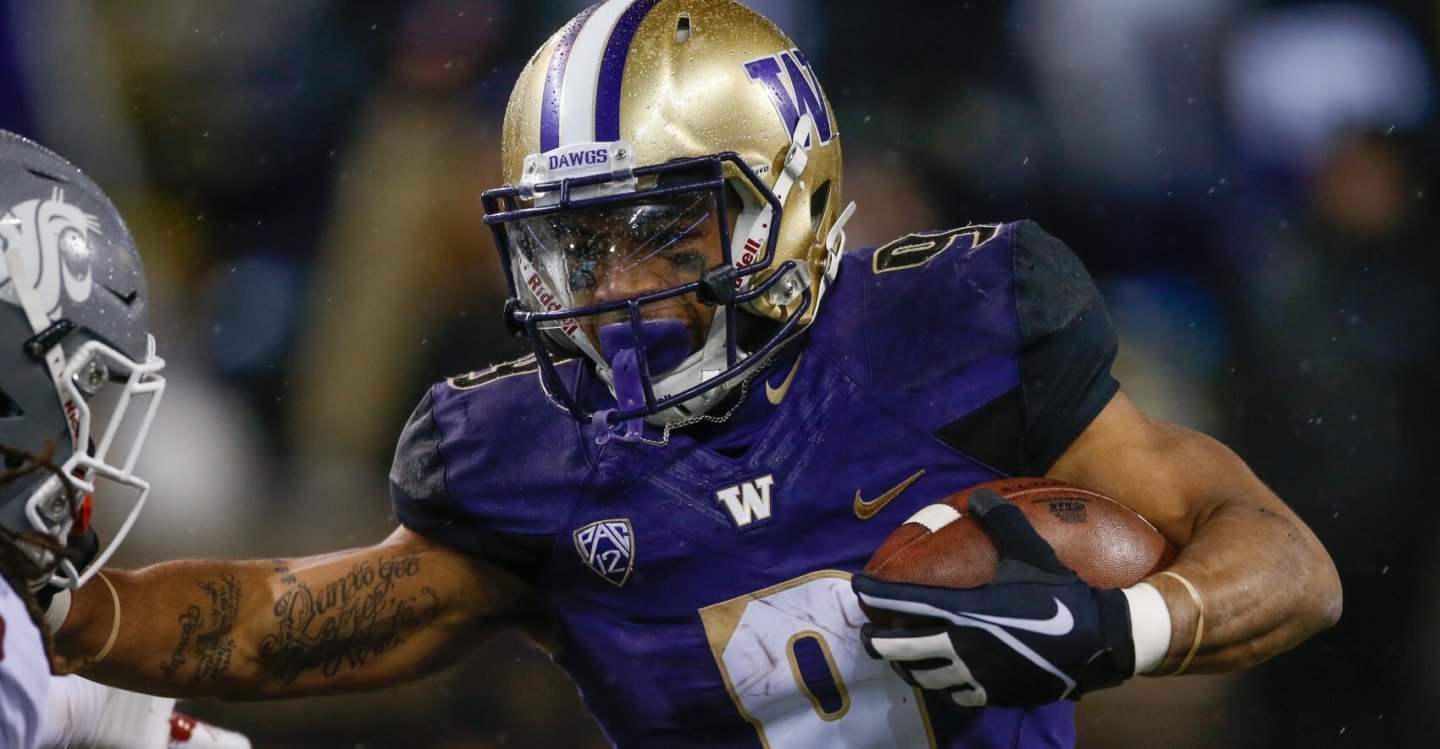 Fantasy Football: Dante Pettis Rookie Profile