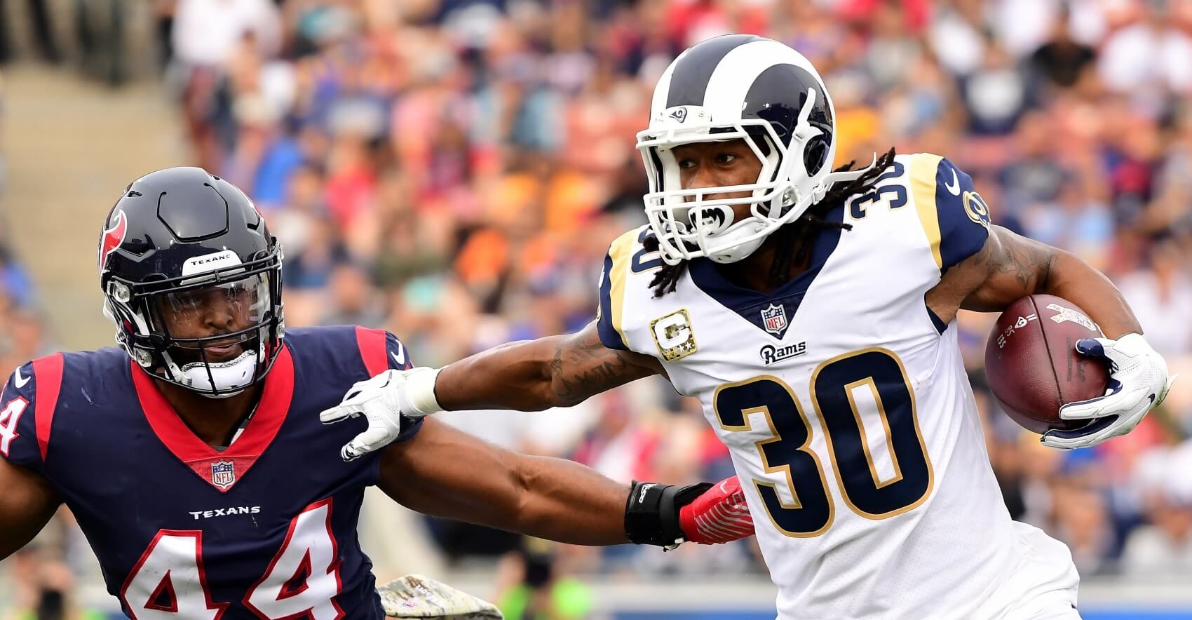Fantasy Football: Can Todd Gurley Repeat His 2017 Dominance?