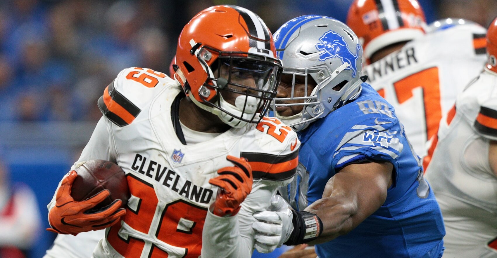 Fantasy Football: Five RBs That Could Lose Targets in 2018