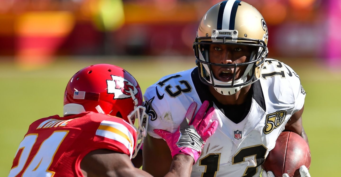 Fantasy Football: Michael Thomas Could Finish 2018 as the WR1