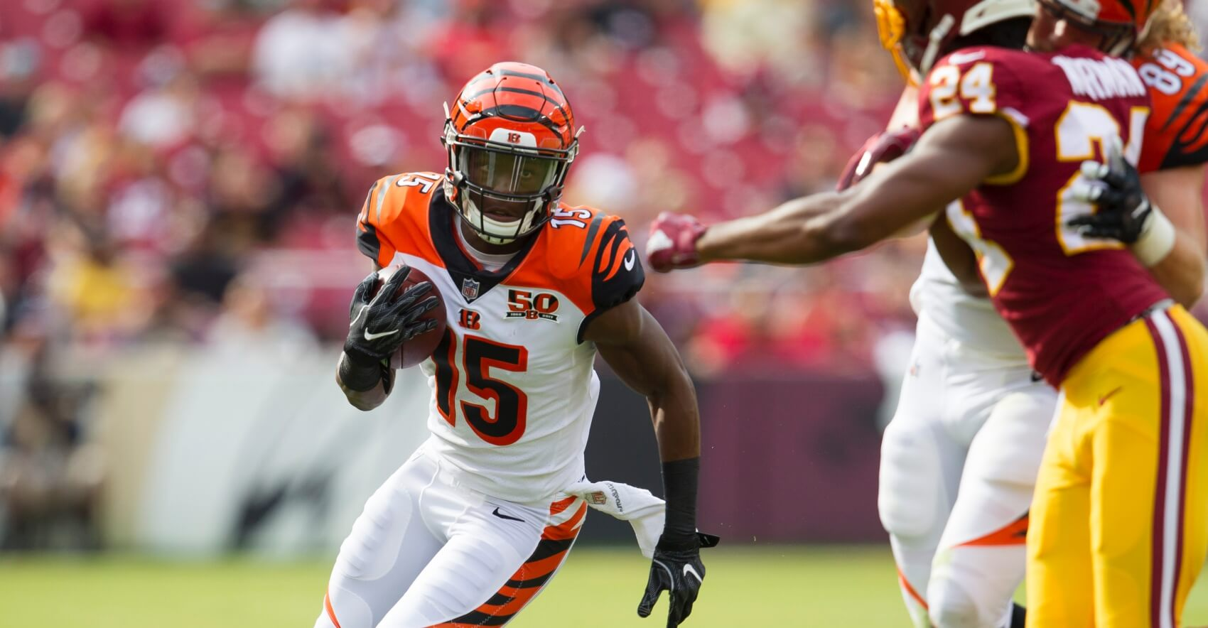 Fantasy Football: 5 Deep Sleepers For 2018
