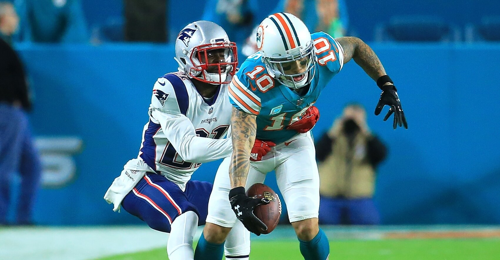 Fantasy Football: Kenny Stills is a Sleeping Giant