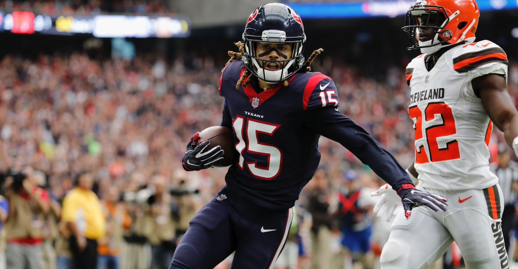 Will Fuller: The Path to WR1 Fantasy Season