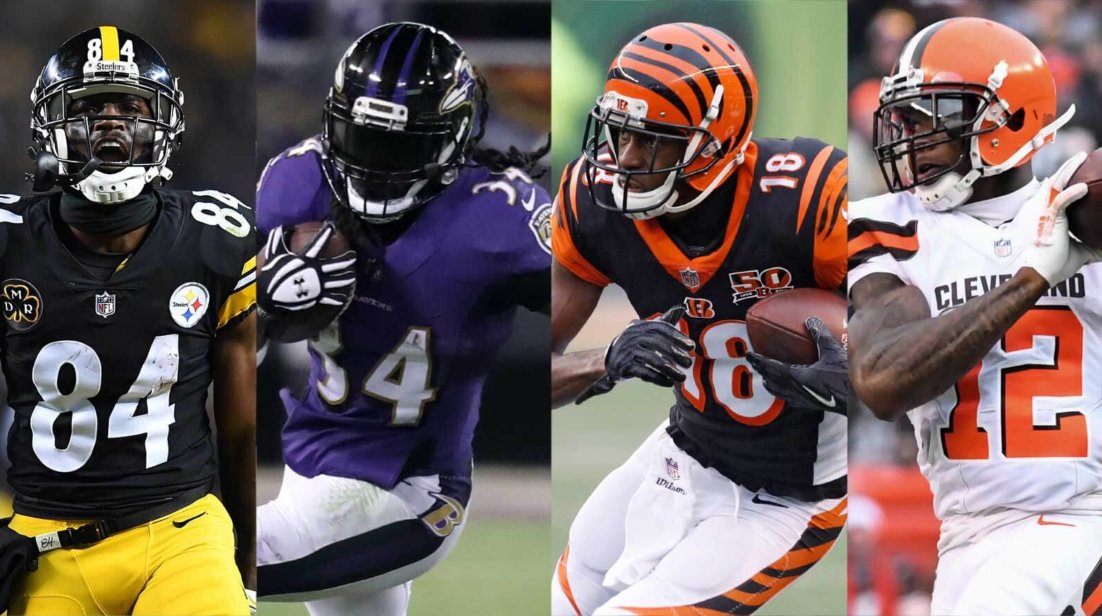 AFC North Breakdown, Surprise WR1's, Courtland Sutton - Ep. #576