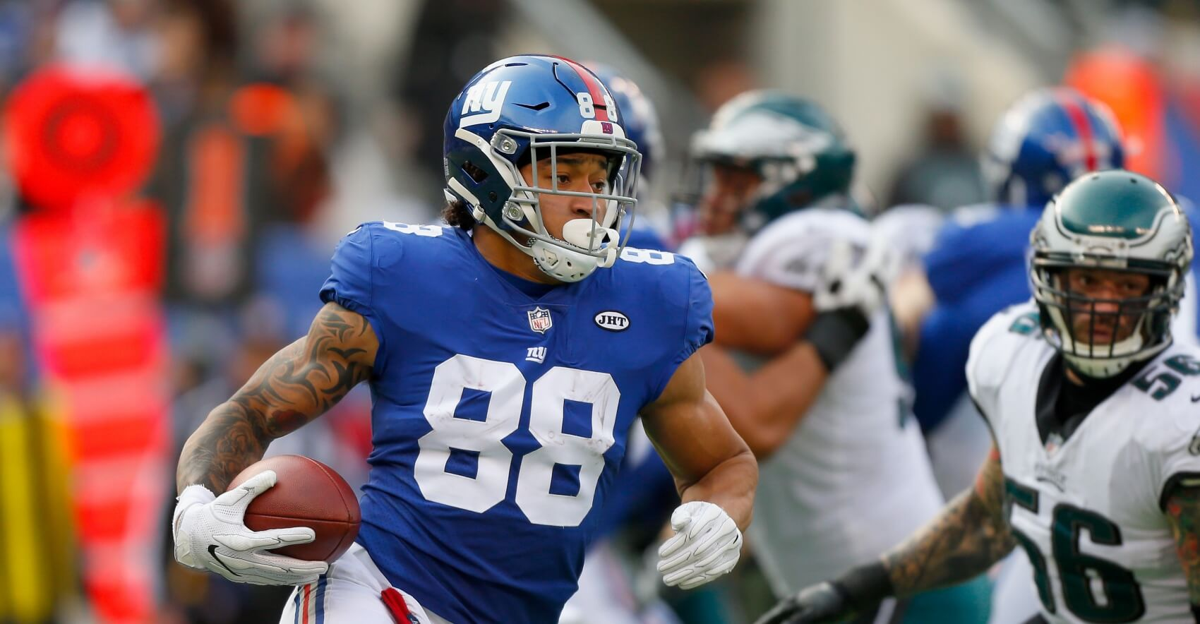 Fantasy Football: The Case For Evan Engram