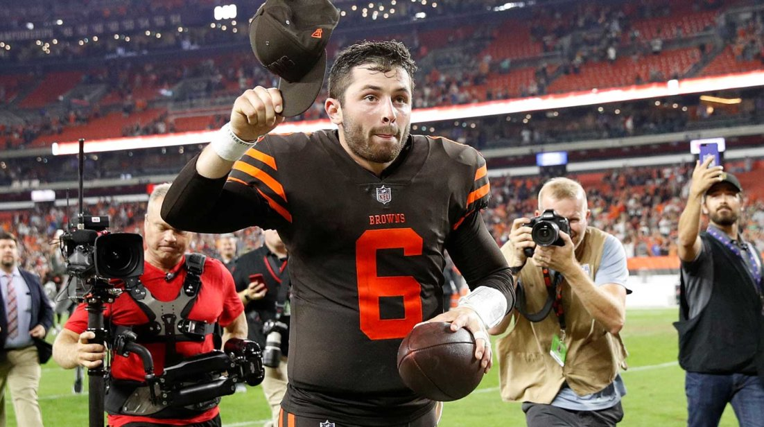 Week 3 Matchups, BAKER MAYFIELD, In-or-Out