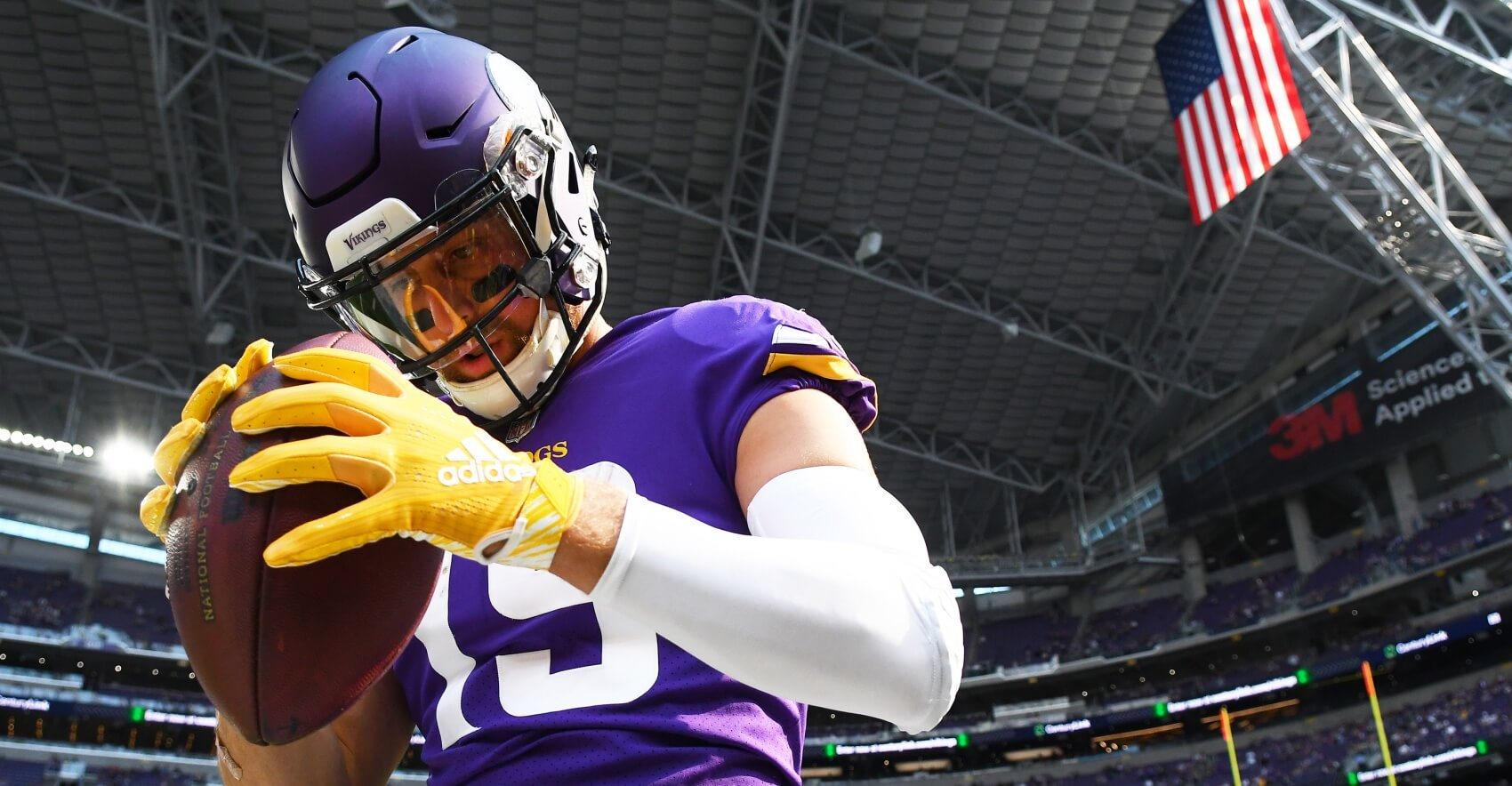 Five Fantasy WRs That Could Lose Targets in 2019